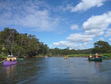 Canoeing-PW