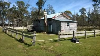 Day 7 Borradaile Plains Hut (1)